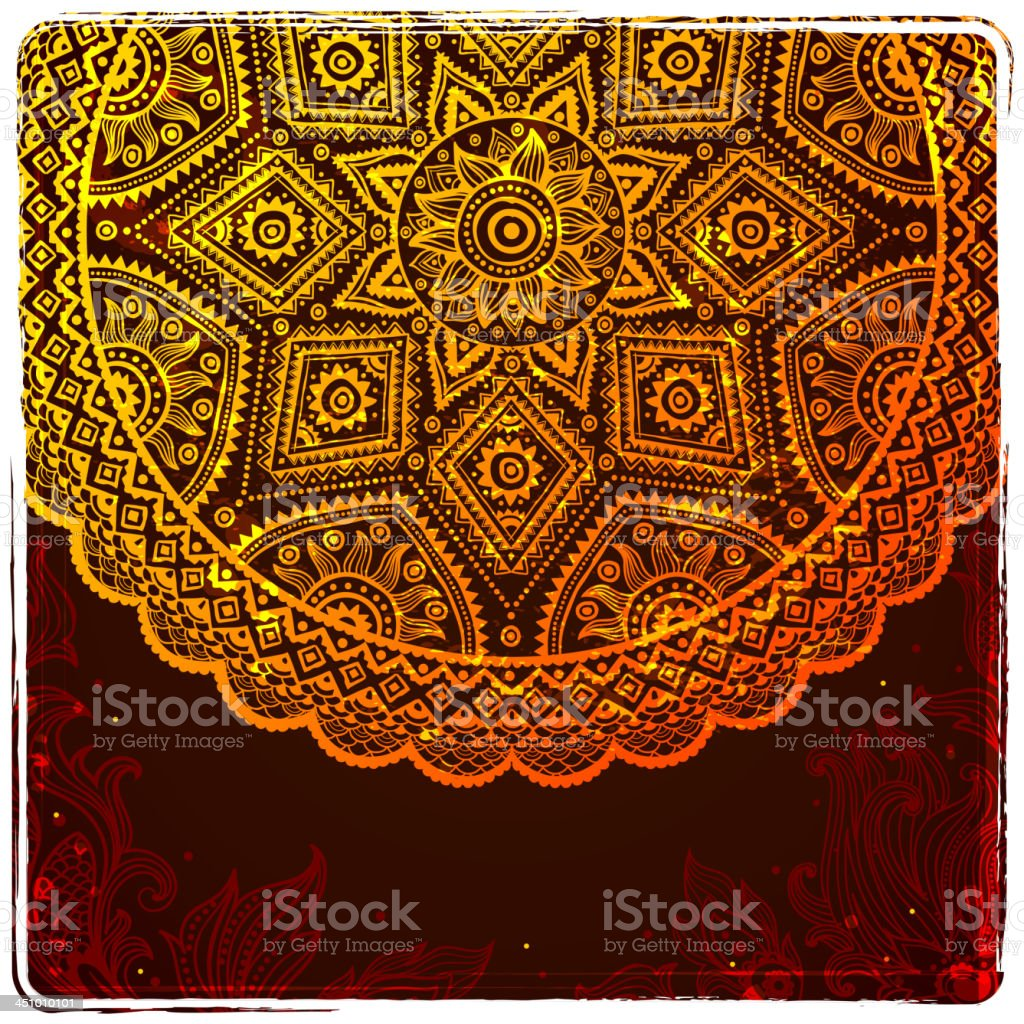 Beautiful ornament royalty-free beautiful ornament stock vector art & more images of abstract