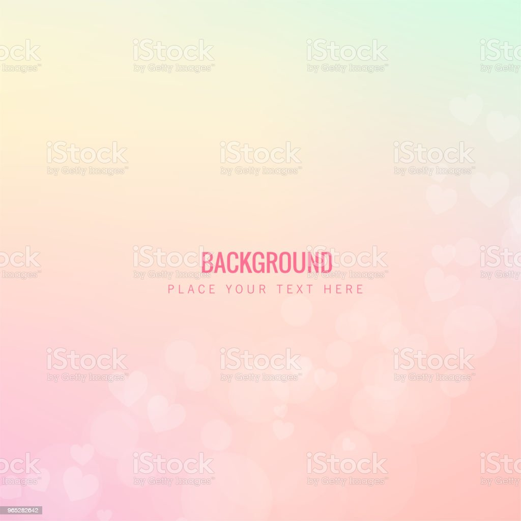 Beautiful Pink Hearts Pink Background Vector Image royalty-free beautiful pink hearts pink background vector image stock vector art & more images of abstract