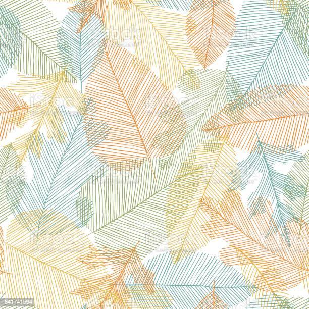 Beautiful seamless doodle pattern with leaves sketch design greeting vector id841741594?b=1&k=6&m=841741594&s=612x612&h=p fm69eddvg5060d9ybrmrixxnr0ibjzfsezssrpcdi=
