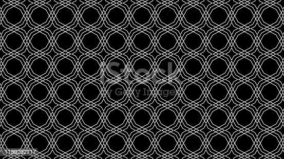 istock Beautiful seamless pattern background 1139292717