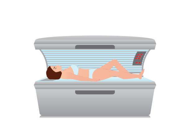 Royalty Free Tanning Bed Clip Art, Vector Images  Illustrations - Istock-5320