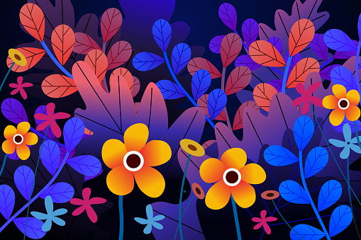 Beautiful Spring Time Background