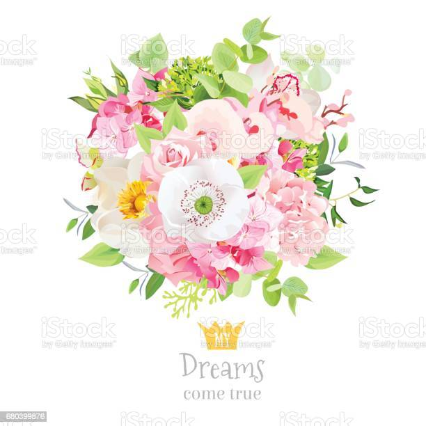 Beautiful summer vector bouquet of flowers and leaves design set vector id680399876?b=1&k=6&m=680399876&s=612x612&h=yp74wb07dsq nrsq9qafgvhhvao7mvv9zznfpgyys78=