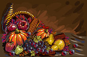 Beautiful Thanksgiving Background