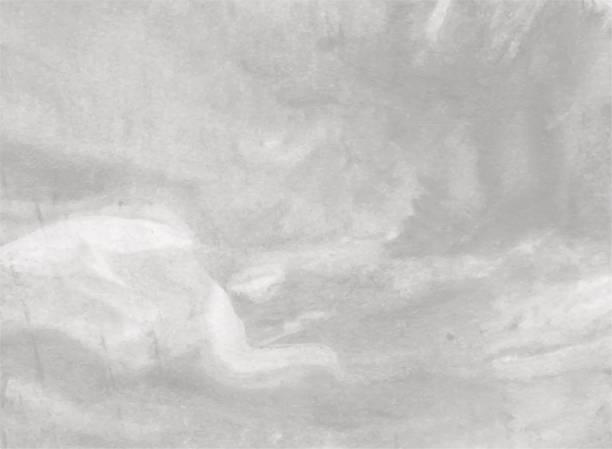 wunderschöne aquarell abstrakten hintergrund. in grautönen mit dem effekt der marmorierung. vektor-illustration. - steinstruktur stock-grafiken, -clipart, -cartoons und -symbole