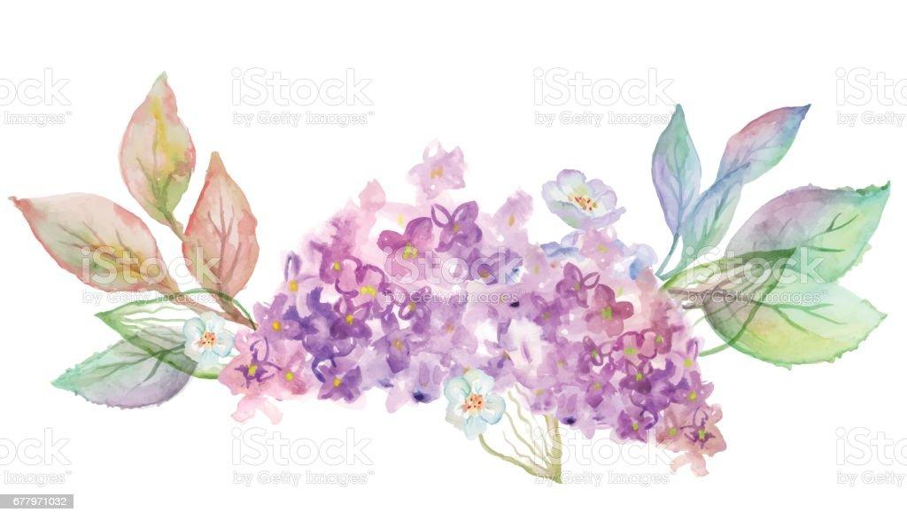 beautiful watercolor flowers royalty-free beautiful watercolor flowers stock vector art & more images of art