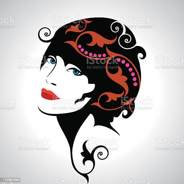 Beautiful woman silhouette vector id174381940?b=1&k=6&m=174381940&s=612x612&h=gdkjnq4wqerzhewqrp9s0 gkkkeff7qg6tm4nvlkbfm=