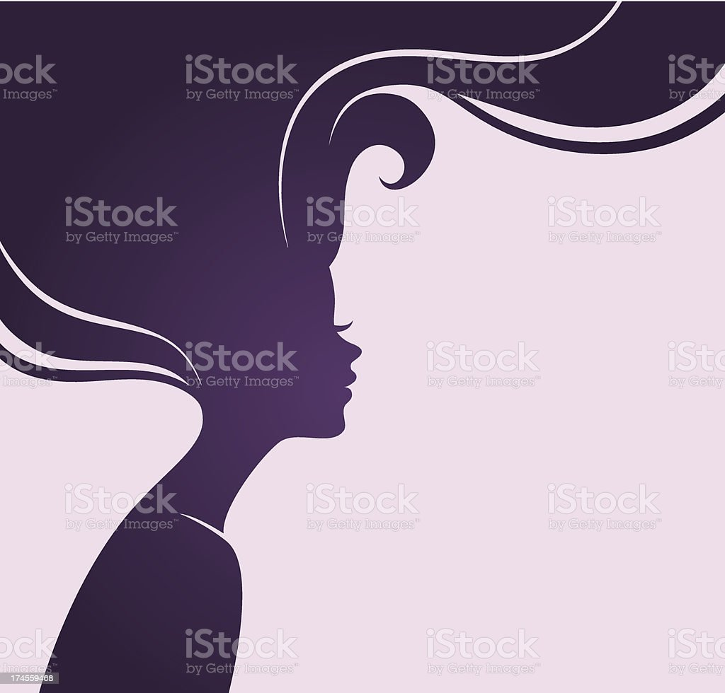 Beautiful woman royalty-free beautiful woman stock vector art & more images of adult