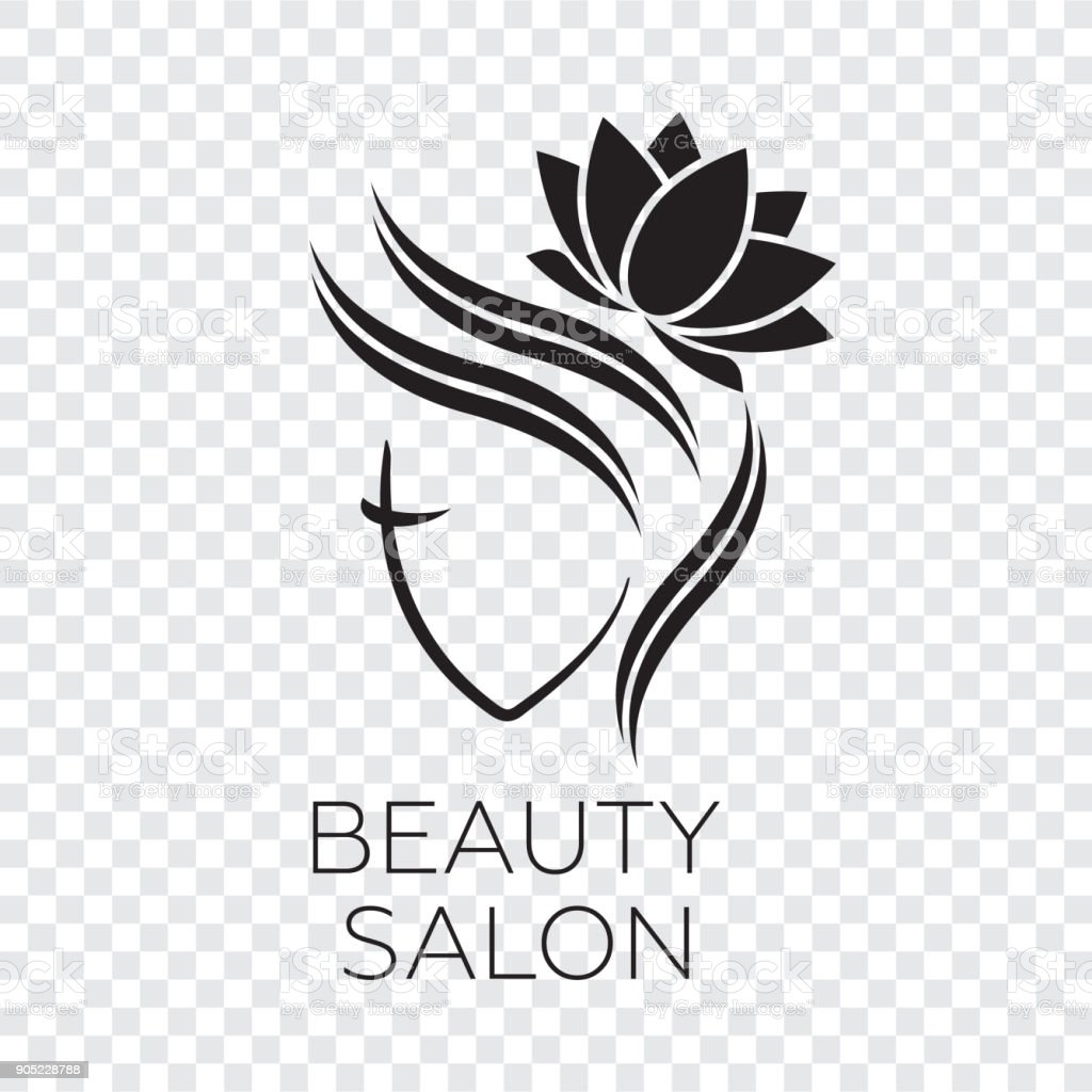 Identity Is Beauty For Sickymagazine Com Photography Lobke: Belle Femme Vecteur Descripteur Logo Pour Salon De