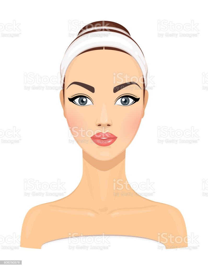 How to clean the skin