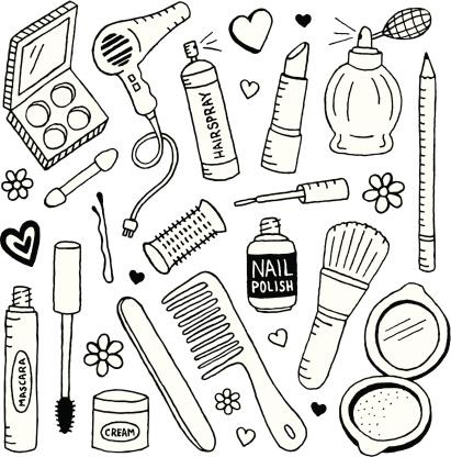 Beauty Doodles