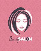 Beauty salon concept.