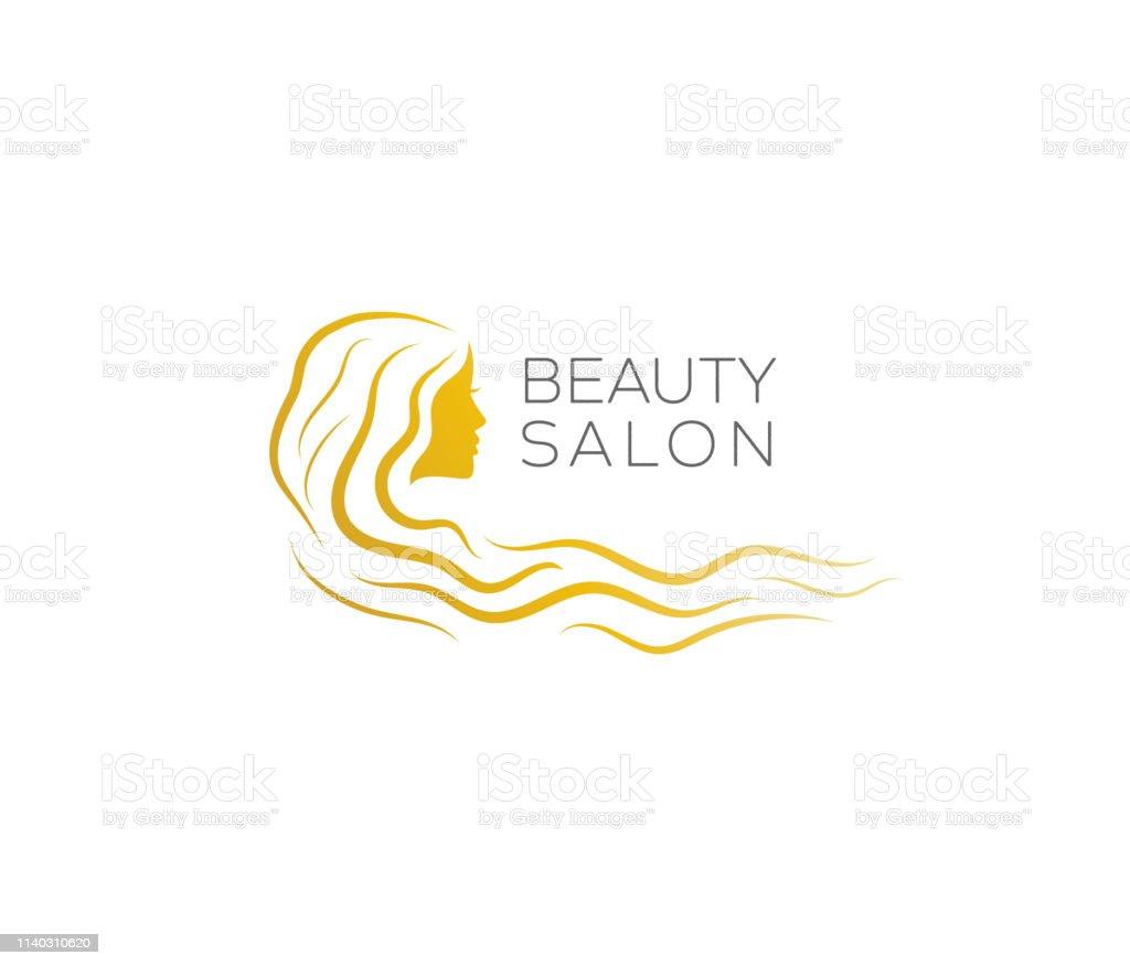 Gold Barber Logo Design