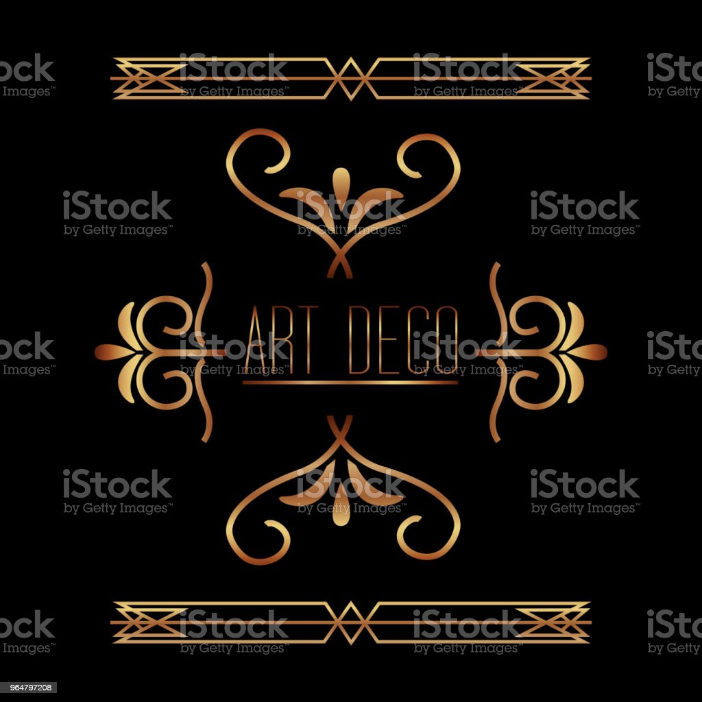 beauty scroll antique ornament golden style royalty-free beauty scroll antique ornament golden style stock vector art & more images of antique