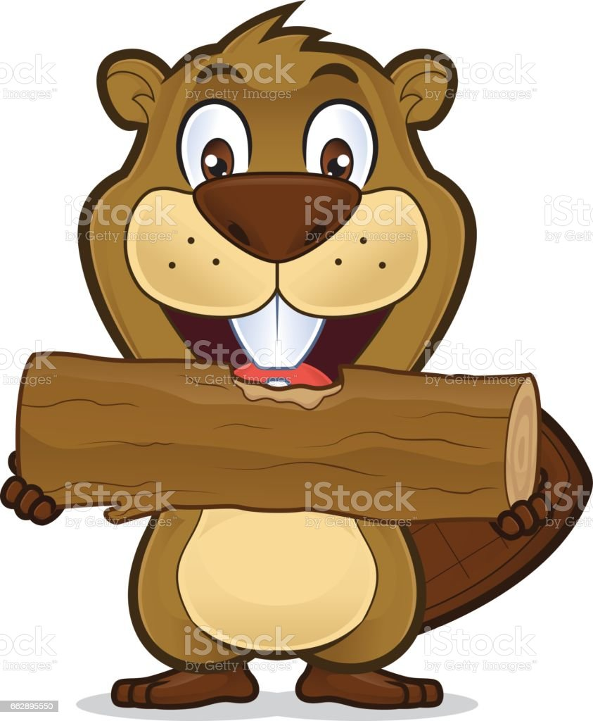 royalty free beaver clip art vector images illustrations istock rh istockphoto com beaver clip art images beaver clipart free