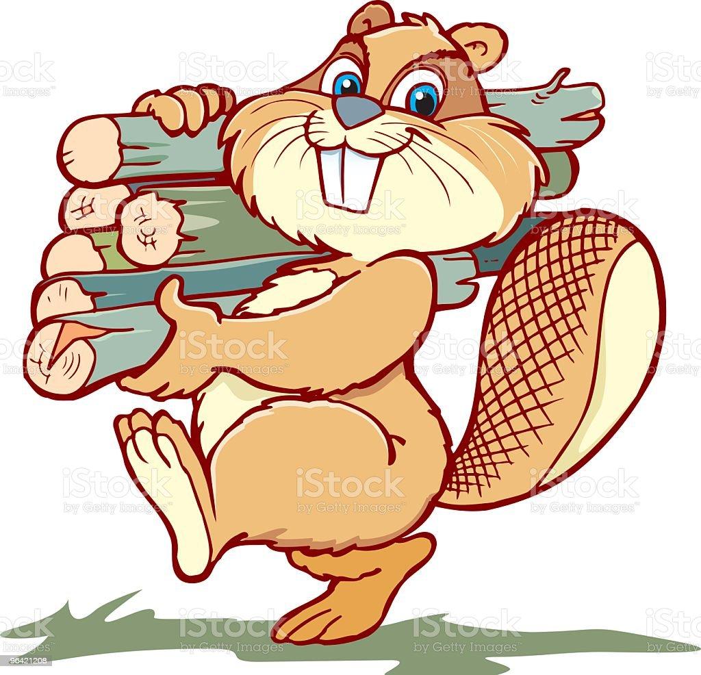 Beaver Stock Vector Art & More Images of Animal Teeth 96421208 | iStock