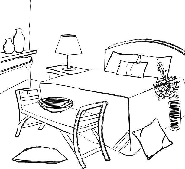 Bedroom Clip Art: Top 60 Home Keys Clip Art, Vector Graphics And