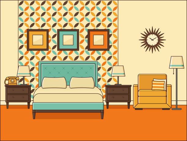 Room Clip Art: Royalty Free Vintage Hotel Clip Art, Vector Images