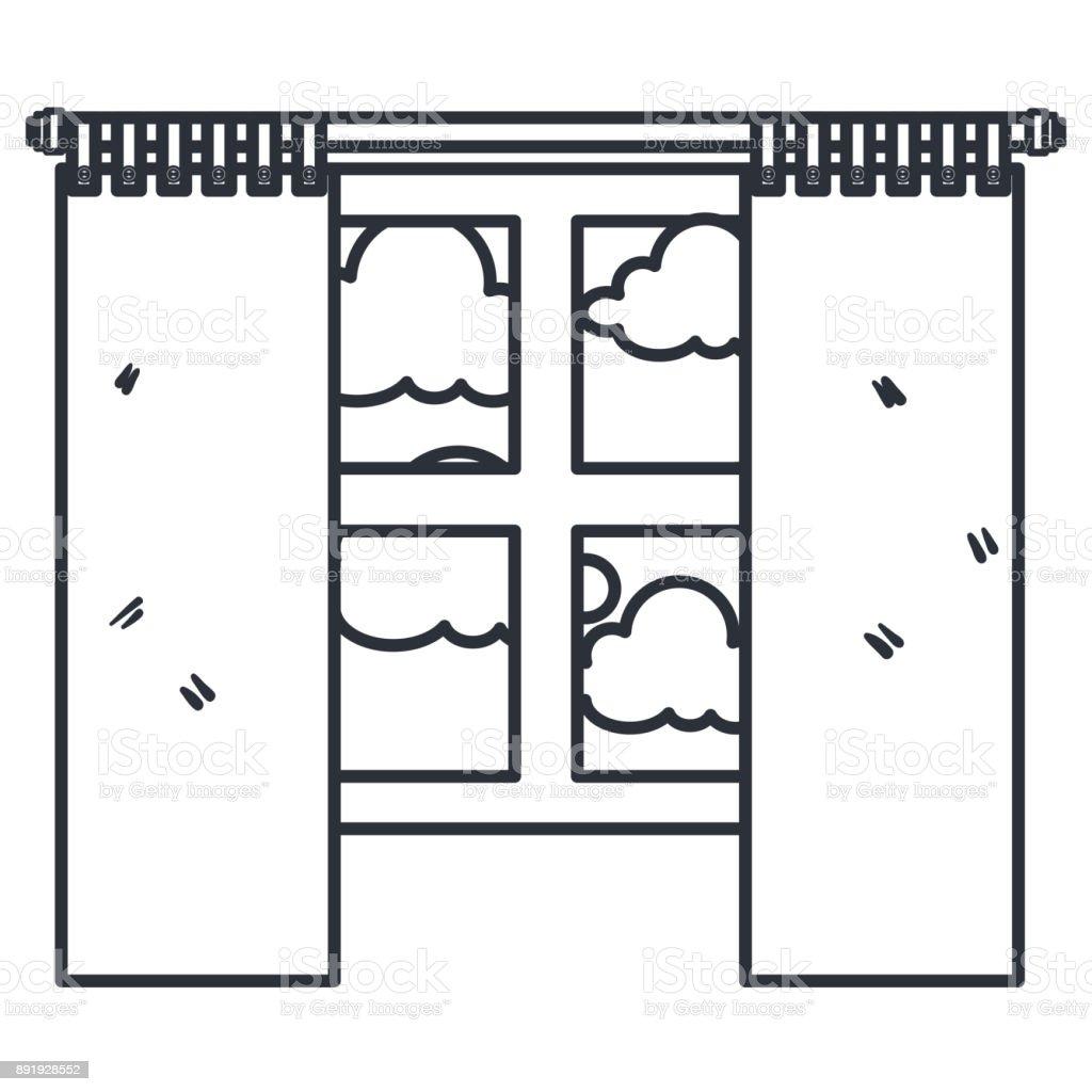 Schlafzimmer Clipart. Teppich Läufer Für Schlafzimmer