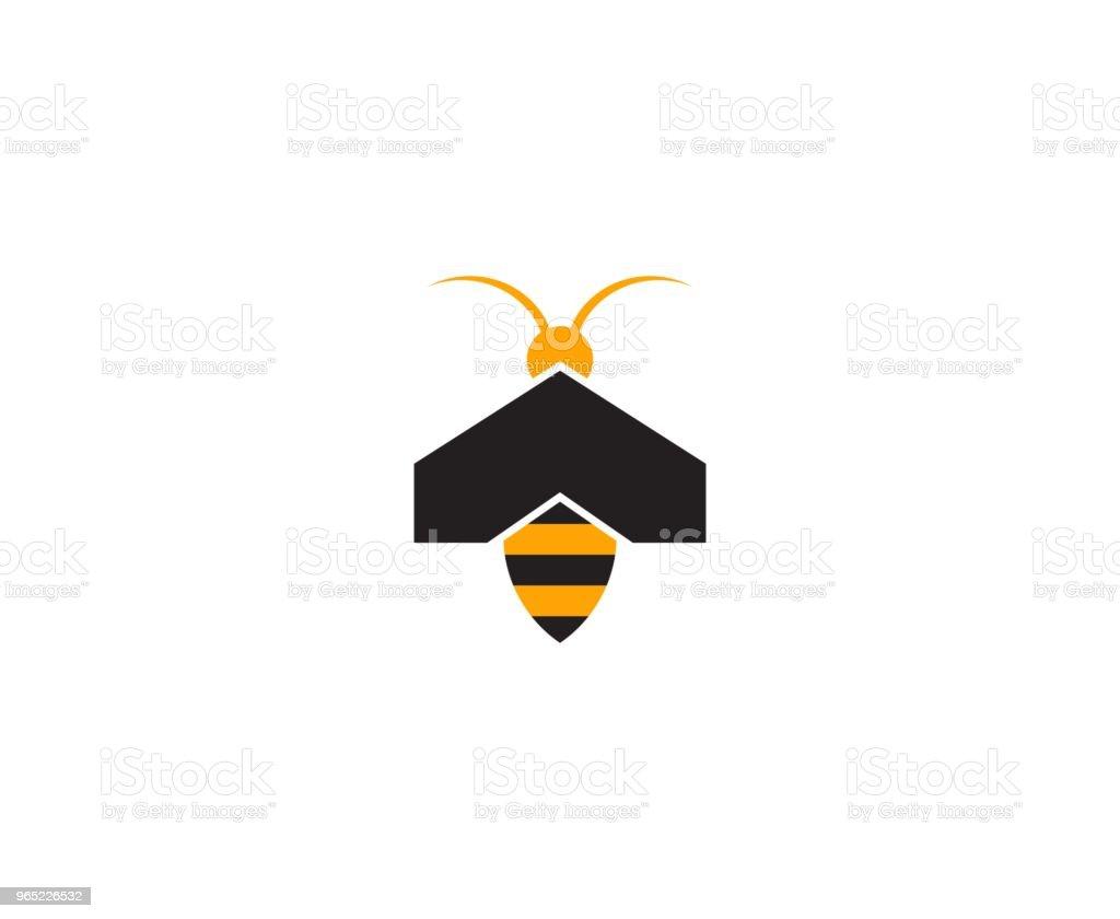 Bee icon bee icon - stockowe grafiki wektorowe i więcej obrazów abstrakcja royalty-free