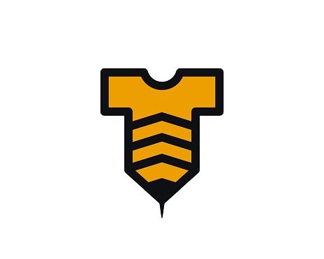 bee t-shirt logo