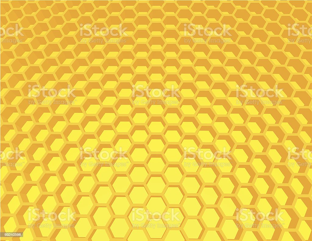 Beehive wallpaper, background royalty-free beehive wallpaper background stock vector art & more images of abstract