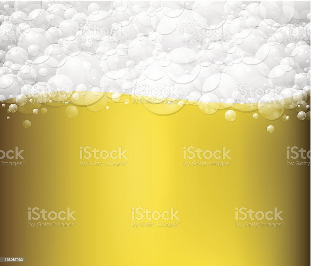 Beer background royalty-free stock vector art