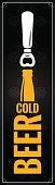 beer bottle icon design background 10 eps