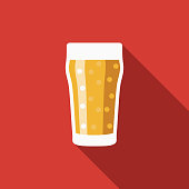 Beer Flat Design Germany Icon