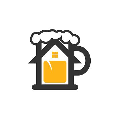 Beer Home Business Logo Design