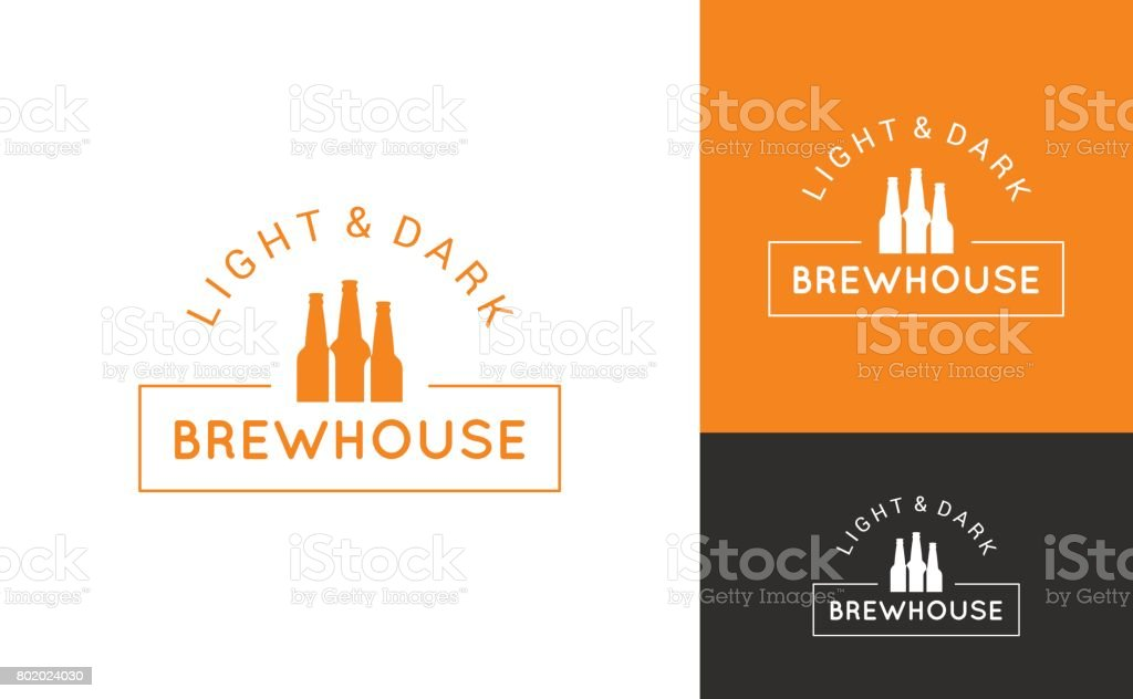 beer icon set design background vector art illustration