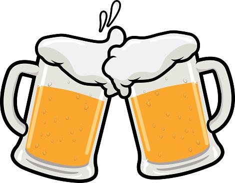 Beer toasting