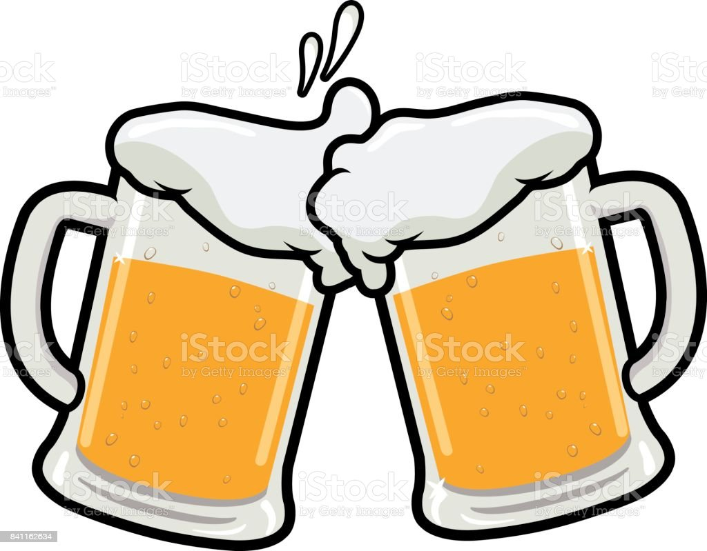 royalty free beer mug clip art vector images illustrations istock rh istockphoto com beer mug clipart black and white beer glasses clipart