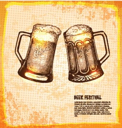 Beer Toby jugs