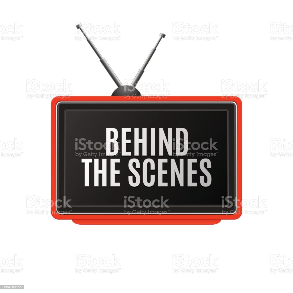 royalty free behind the scenes clip art vector images