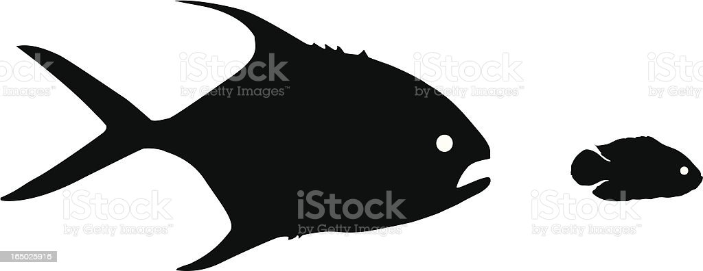 Behind You! royalty-free stock vector art