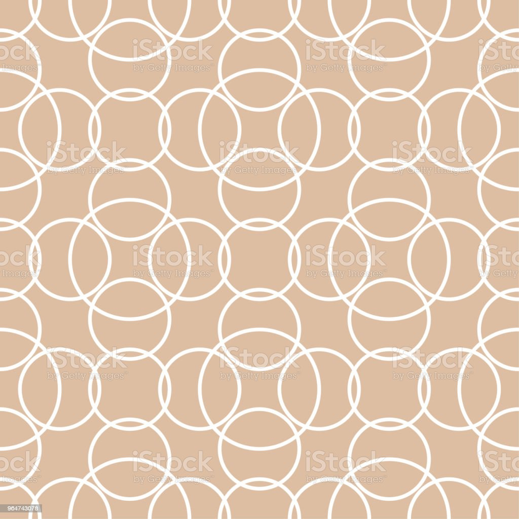 Beige and white geometric print. Seamless pattern royalty-free beige and white geometric print seamless pattern stock vector art & more images of abstract