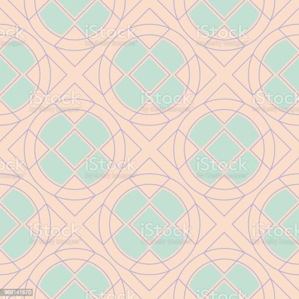 Beige Färgad Sömlös Bakgrund Seamless Mönster-vektorgrafik och fler bilder på Abstrakt