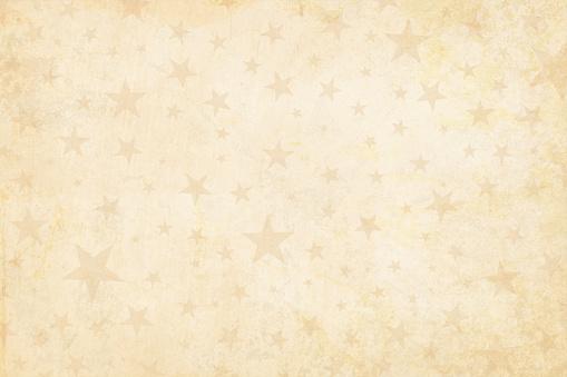 Beige Light Brown Grunge Vector Starry Background Stock ...