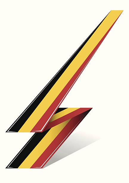 illustrations, cliparts, dessins animés et icônes de la belgique flèche - atomium