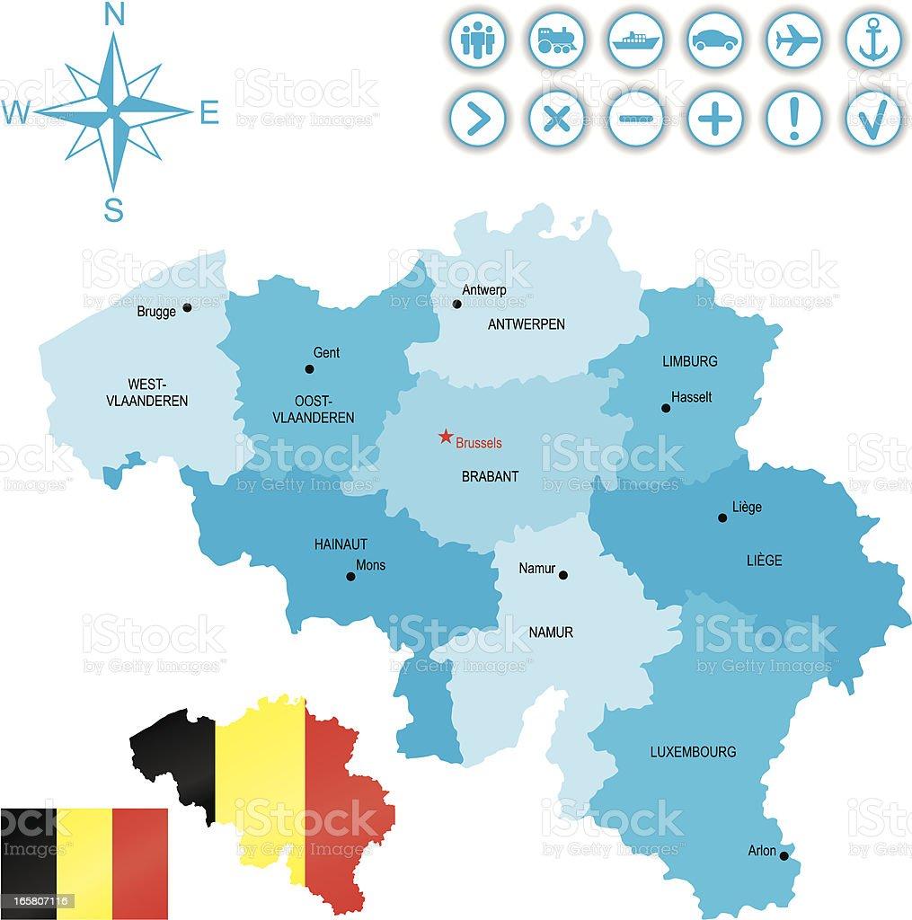 La Belgique – Cliparts vectoriels et plus d'images de Avion