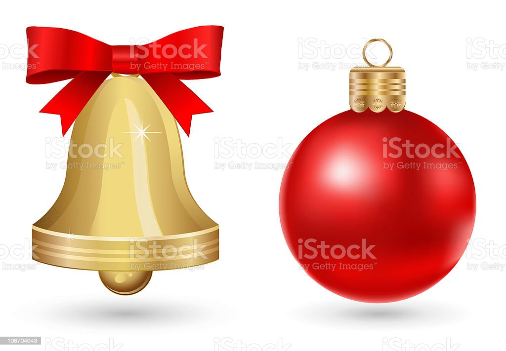 Bell and ball royalty-free bell and ball stock vector art & more images of bell