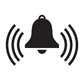istock Bell Icon 636632652