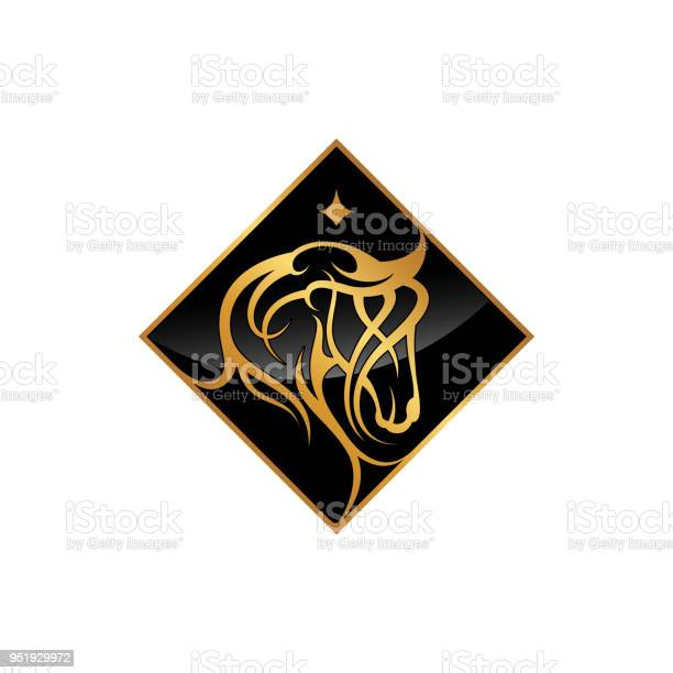 Best creative luxury square head horse tribal icon illustration with vector id951929972?b=1&k=6&m=951929972&s=612x612&h=nqyyvjw1 ciwjysga6n0culejot2awpcrly8vdtpjuo=
