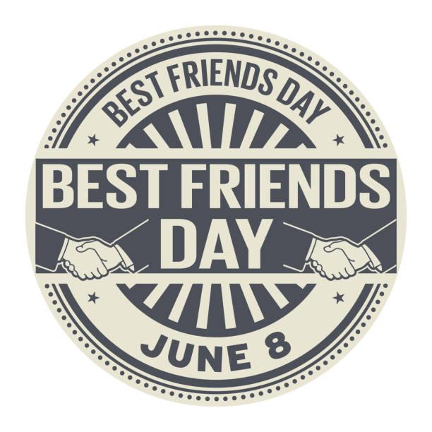 最好的朋友日郵票 - 國家名勝 幅插畫檔、美工圖案、卡通及圖標