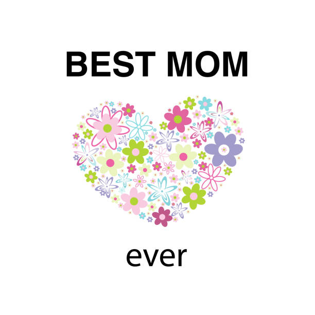 Download I Love You Mom Illustrations, Royalty-Free Vector Graphics ...