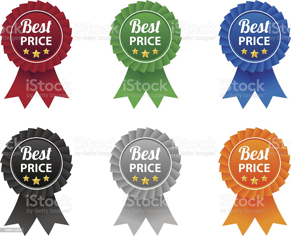 Best price labels royalty-free best price labels stock vector art & more images of award