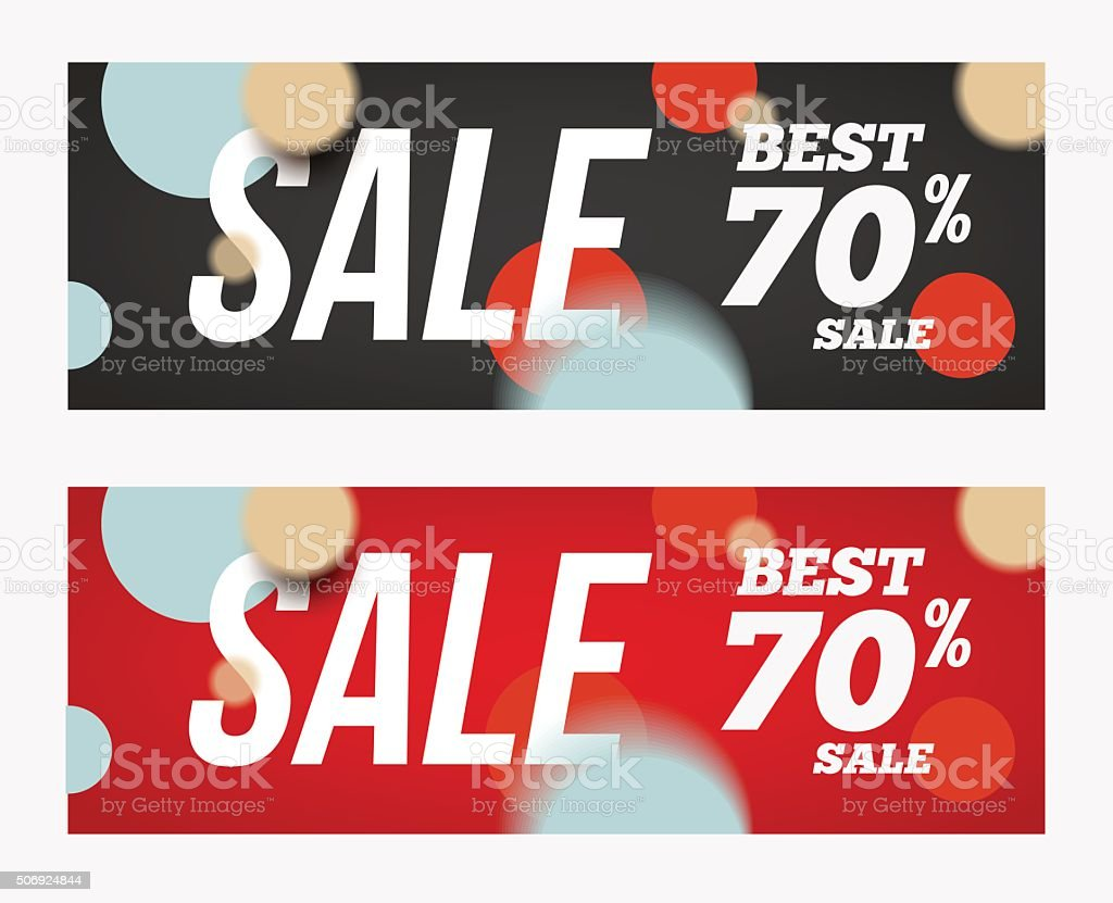 f32e21295 Best sale banner or offer design template royalty-free best sale banner or  offer design