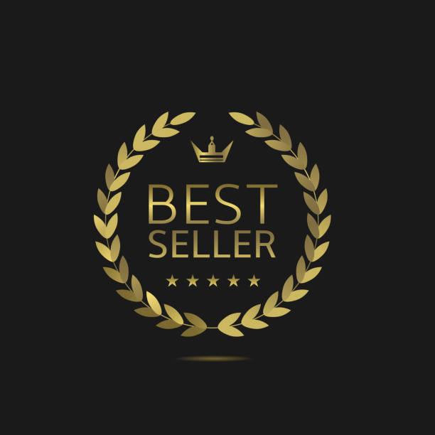 ilustraciones, imágenes clip art, dibujos animados e iconos de stock de mejor vendedor etiqueta - corredor de bolsa