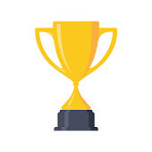 Best simple champion cup winner trophy award and victory